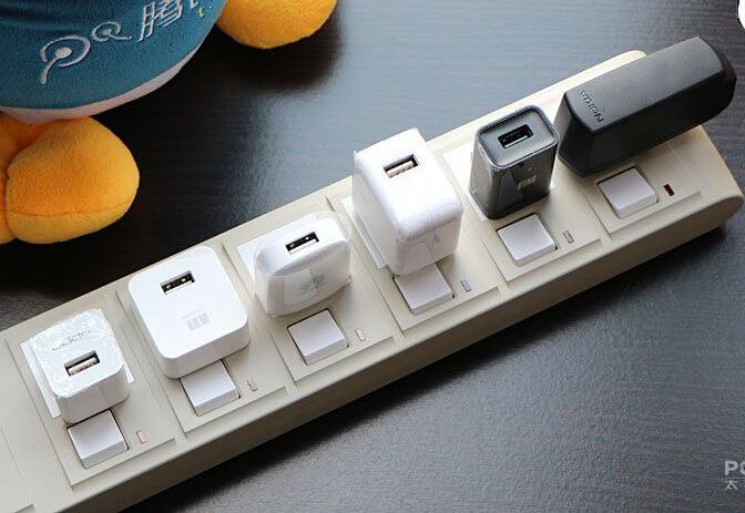 再例如负载元件(个别充电器的指示灯),在插在电源上时也是在工作的