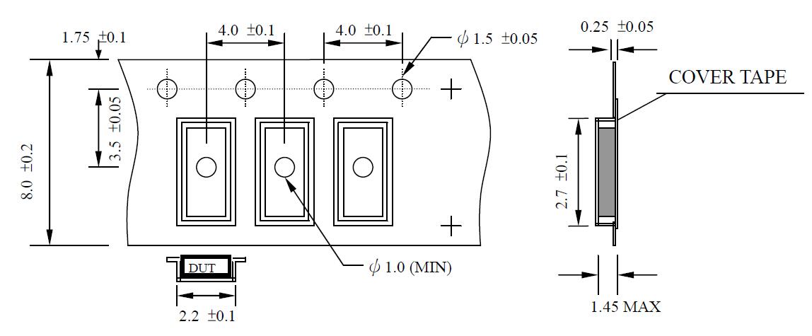 答: 这个电阻是反馈电阻,是为了保证反相器输入端的工作点电压在