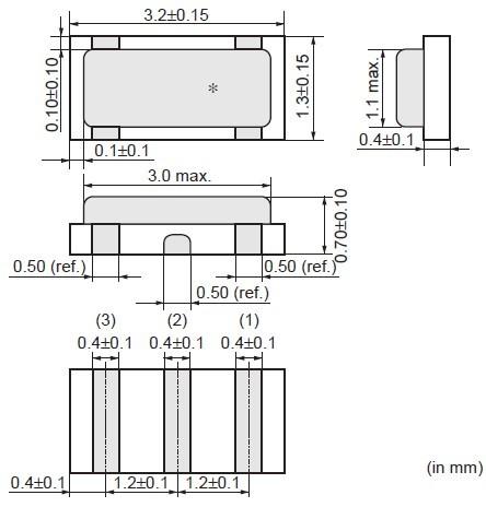 cstce_g,陶瓷晶振,村田陶瓷谐振器