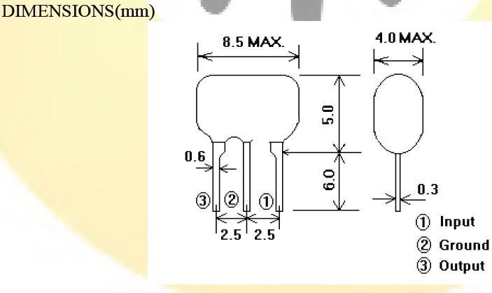 ztt陶瓷晶振,陶瓷谐振器,黄色陶瓷晶振-陶瓷滤波器